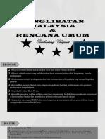 Penglibatan Malaysia