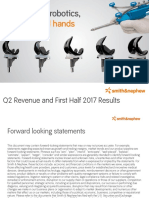 SNN H1 2017 Results Presentation