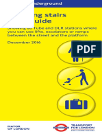 Avoiding Stairs Tube Guide