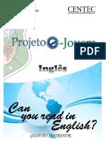 Guia Do Professor - Ingles