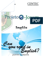 Guia Do Professor - Ingles