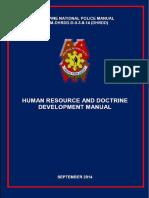 Hrdd Manual