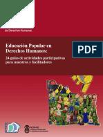 Educacion Popular en Derechos Humanos