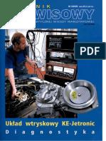 Uklad Wtryskowy KE-Jetronic - Diagnostyka