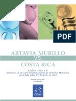 Análisis Artavia Murillo
