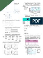Examen Funcion Lineal 9ª