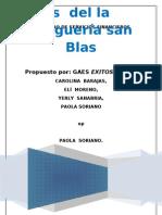 Manual de Procedimientos Completo Para Emprendimiento