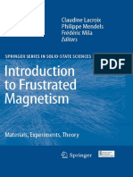 BOOK IntroFrustratedMagnetism