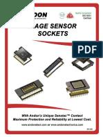 image sensor socket catalog