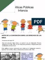 Politicas Públicas de infancia