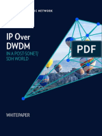 Eci Ip Over Dwdm White Paper