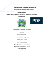 Monografía- Procesamiento Mínimo de Hortalizas-tecnología de Frutas y Hortalizas