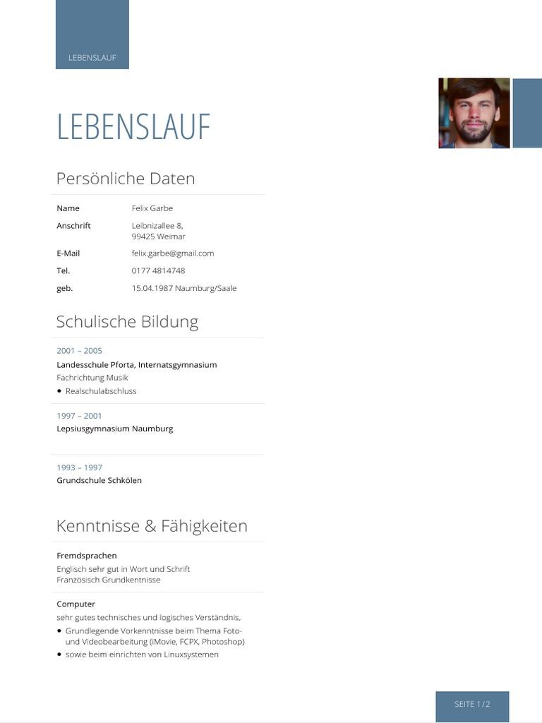 Nett Lebenslauf Fähigkeiten Computer Fotos - Entry Level Resume ...