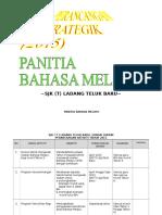 Perancangan Strategik BM 2015