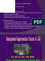 Asuhan Keperawatan ICU Perdhaki