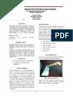 brazo hidraulico informe