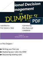 Operational Decision Management Chapter 5 Ppt