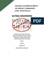 Eating Disorders 430 Team 4