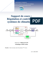 Rgulation Et Contrle S C