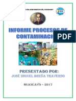 Proceso de Contaminacion
