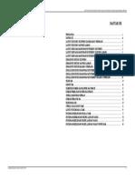 Daftar Isi Gambar Rencana A3