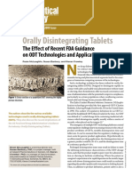 Wp_FDA Guidance on ODTs
