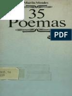 35 Poemas Murilo Mendes