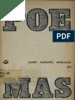 Poemas Juan Rodolfo Wilcock