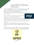 How to Prepare UPSC Civil Services Mains Paper