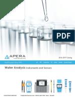 Apera Instruments Catalog 2016-17 C&T