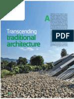 2014 June Design Detail Mana Ranakpur Transcending Traditional Architecture