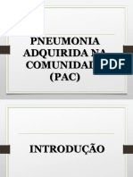 Pneumonia (PAC)