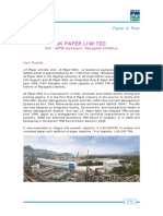 Power Factor JK Paper Ltd. 1st Prize