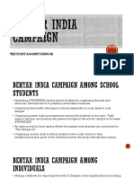 BehtarIndia Parth Dhingra 251036 2016-18 FORE School of Management New Delhi