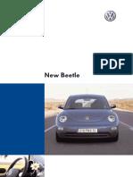 Documentation Volkswagen New Beetle