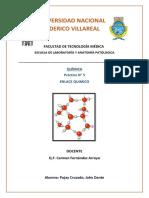 Enlaces Químicos (Informe)