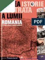 Marea Istorie Ilustrata a Lumii Vol 9 Romania de La M Viteazu La UE