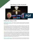 Prediksi Bola Monaco vs PSG 30 Juli 2017