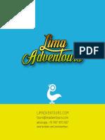 Lima Adventours Mountain Bike Peru Versión en español