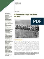 Prova de Carga Em Linha de Vida - Lan - Fundação e Obras Geotecnicas