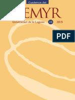 Revista CEMYR 23 (2015)