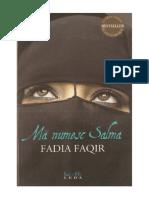 Fadia Faqir-Ma Numesc Salma