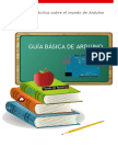 Guia Basica de Arduino - Elsaber21