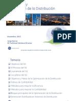 Distribution Optimization - Jorge Quiroz UNAL 01-Nov -2013 Rev 1.3
