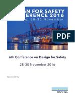 Design for Safety 2016 Hamburg Full Version
