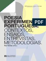 POEX Contextos Ensaios Entrevistas Metodologias