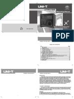 UT-593 Installtion Tester
