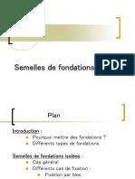 09_semelle de Fondation Isolée_pres