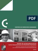 Resumen de La Sentencia de Los Casos Fernandez Ortega vs Mexico y Rosendo Fernandez vs Mexico