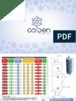 Catálogo Colden Completo- vasos de pressão